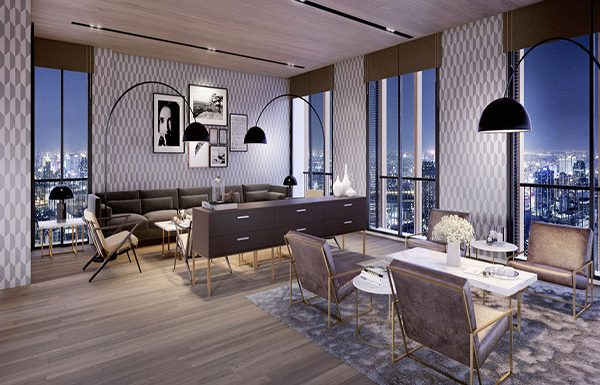 Noble-Be19-Bangkok-condo-for-sale-Sky-Lounge